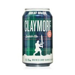 GREAT DIVIDE CLAYMORE...