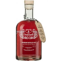GIN LINDEMANS RED 70CL 46%