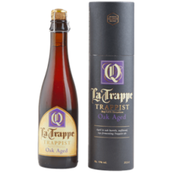 LA TRAPPE QUADRUPLE OAK...