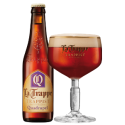 LA TRAPPE QUADRUPLE...